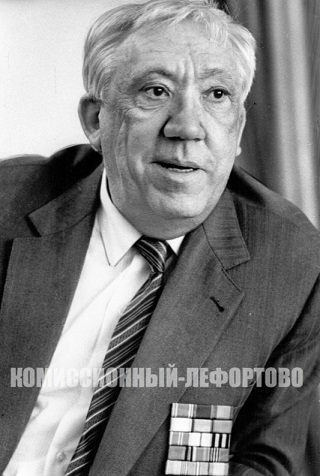 Юрий Владимирович Никулин