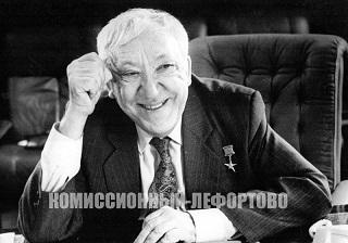герой социалистического труда Юрий Владимирович Никулин фото Владимира Веленгурина