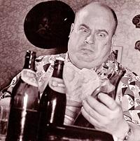 Евгений Моргунов. Реклама газированной воды 1966 год. Фотограф Рахманов Николай Николаевич