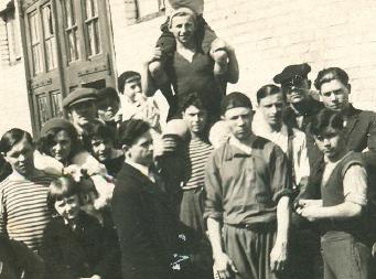 Клоун Карандаш 1920-1930 гг.