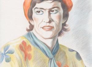 Клоун Марчевский А, шарж