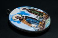 образ св. мучеников Бориса и Глеба память их помъ 2 мая - 24 июля