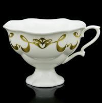 Чашка с блюдцем чайная Наташа, Фиона. ИФЗ.