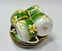 четыре чайные пары, Гарднер конец XIX века