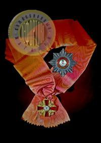 фотография орден святого Александра Невского, фотограф Рахманов Н.Н.