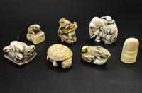 миниатюры из бивня мамонта