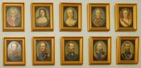 Романовы «Портреты династии» н\х, 1990 гг.