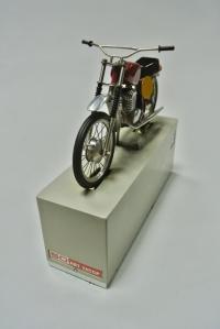 спортивный мотоцикл Иж К14, период СССР.