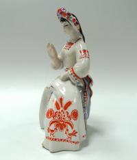 статуэтка «Рушничок» полонне зхк, украина период ссср 1973-1991 гг.