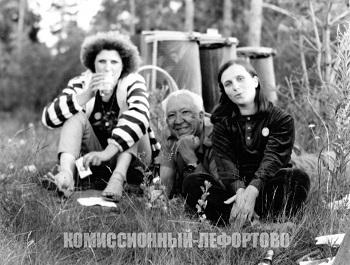 Юрий Никулин, Галина Простецова гастроли в Швеции 1986 год.