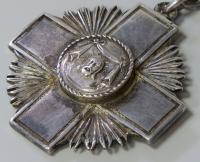знак кандидат богословия состоящий в духовном сане. 1890 год..,в серебре 84 пробы.