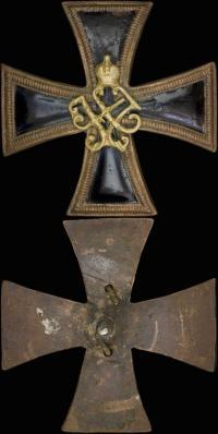знак Лейб-гвардии Егерского полка