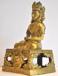 бодхисаттва XVIII - XIX