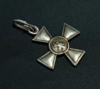 георгиевский крест миллионник
