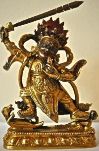 скульптура  буддийского пантеона Ачала
