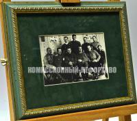 4-ый Сибирский корпусной авиационный отряд 1916 год.