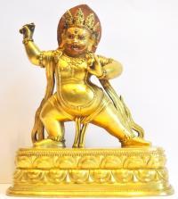 грозное божество скульптура Буддийского пантеона Монголия Дзанабазар
