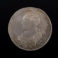 1 рубль 1726 год