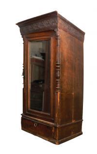 шкаф с зеркалом конец XIX рубеж XX вв.