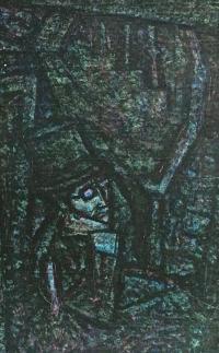 графика заслуженный художник рф файтель мулляр братья карамазовы 1950 год.