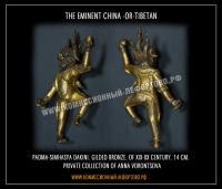 дакини Padma скульптура Буддийского пантеона