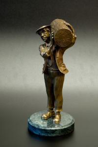 скульптура юрий никулин