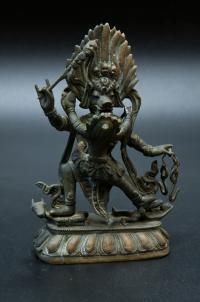 скульптура Буддийского пантеона Yama