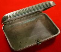 кошелёк серебро 84 пробы до 1917 года.