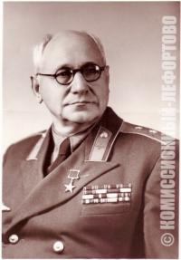 Андрей Николаевич Туполев, фотография периода СССР 1950 гг.