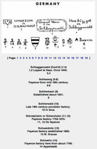 блюдо фарфор LIPPERT & HAAS in Schlaggenwald 1808 - 1843 гг
