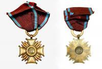 бронзовый крест Заслуги 3 степени польша