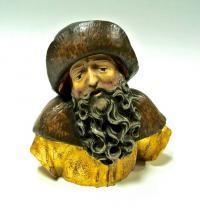 бюст христианский лютеранский, чехия 1990 гг.