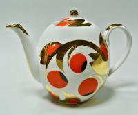 чайник для заваривания чая трактирный , вербилки период ссср 1970 гг.
