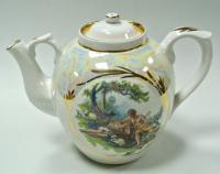 чайник заварочный «Трактирный», дулёво 2002 год.