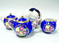 чайный сервиз Русская красавица, экспортный вариант Дулево 1991 год.