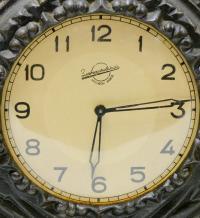 часы настольные Златоустовский часовой завод, период ссср 1956 год.