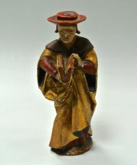 cкульптура христианская лютеранская Св. Иероним