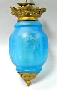 фонарь «Будуарный» до 1917 года.