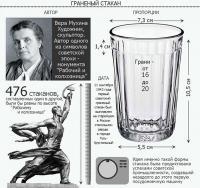 гранёный стакан, период ссср