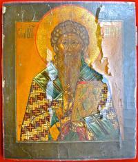 икона св. мученик Антипа, начало XX века