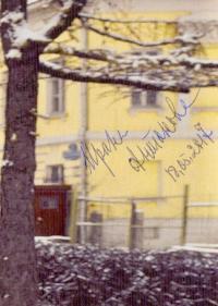 Ирина Антонова, собственноручный автограф легендарного директора Пушкинского музея от 18 мая 2017 года.
