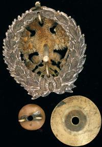 нагрудный знак императорское техническое училище до 1917 г.