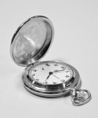 карманные часы «Молния», винтаж периода ссср