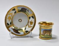 Кофейная пара Западная Европа, Первая треть XIX века.