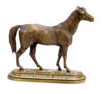 Лошадь, Исидор-Жюль Бонёр 1827 - 1901 гг.