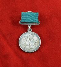 медаль всхв, номер 25479