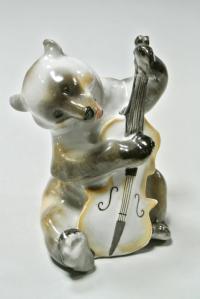Медведь из Квартета ЛФЗ