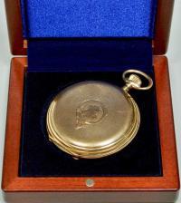 карманные часы Qte Monard Швейцария для России, конец XIX века.