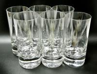 набор стаканов Мозер.