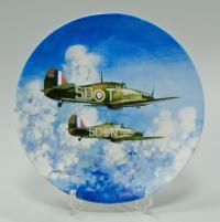 настенная тарелка самолеты англия, «Коалпорт»